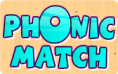 Phonic Match: Grades Prek-k